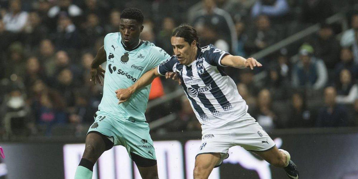 Monterrey y Santos empatan en duelo pendiente de la jornada 11