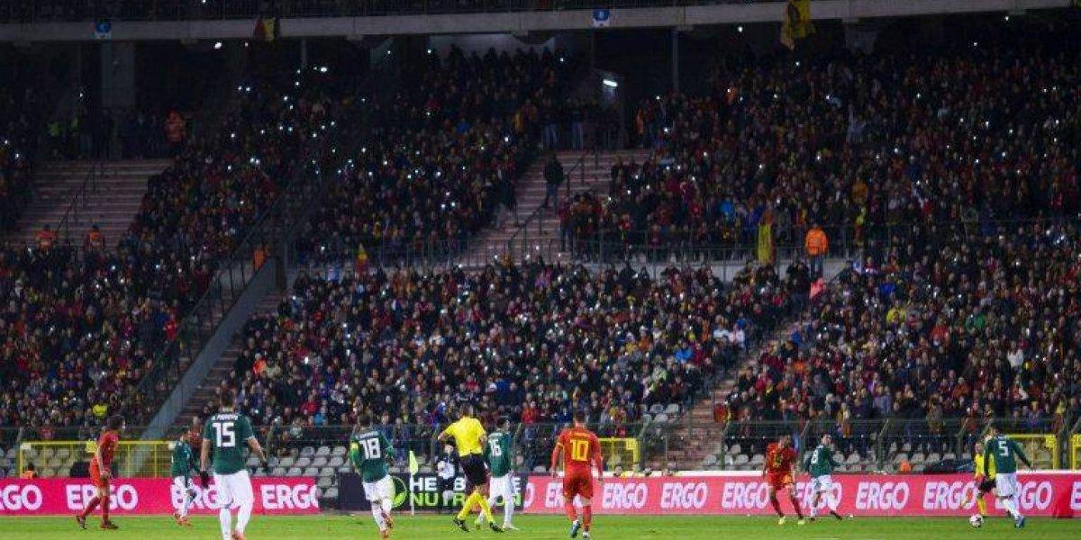 VIDEO: Afición mexicana vuelve a gritar 'Eehhh pu...' ante Bélgica
