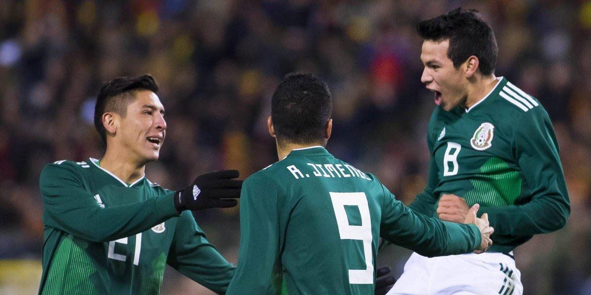 'Chucky' tiene diabólica actuación en empate del Tri ante Bélgica