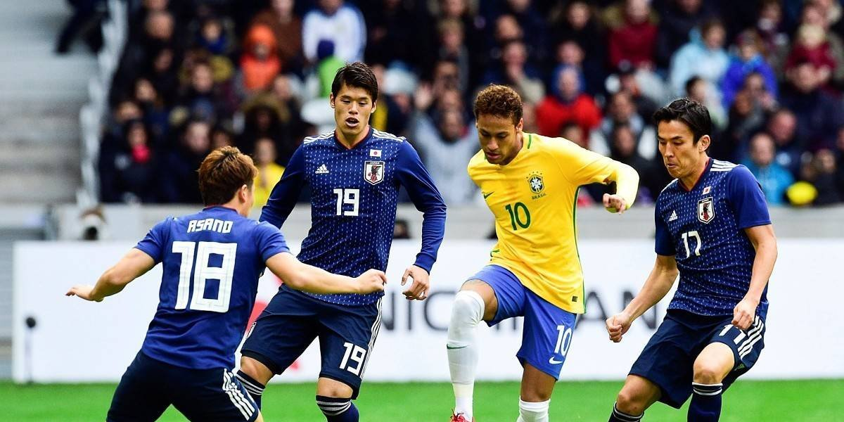 Mensaje de Brasil a Colombia: ¡Así se le gana a un equipo asiático!