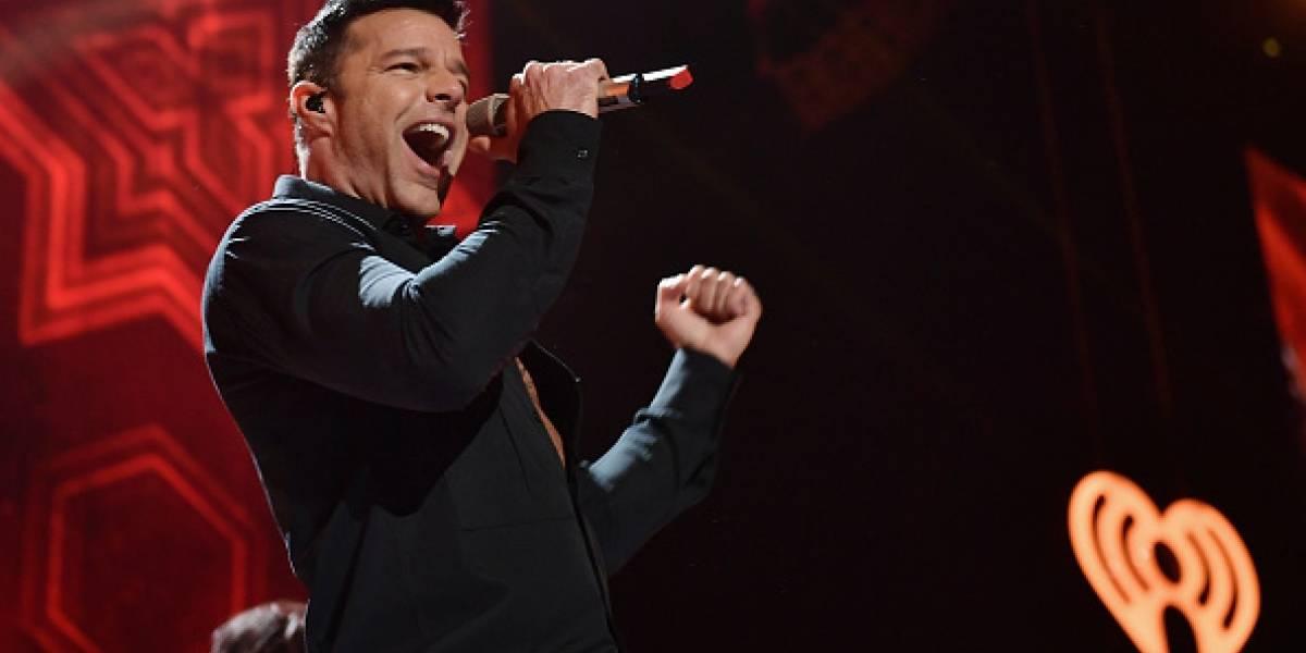 Ricky Martin reveló detalles de su boda