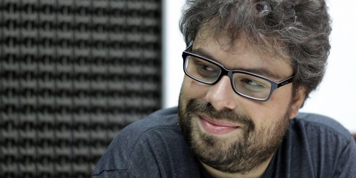 """Sergio Del Molino: """"En la sociedad occidental, todo lo que tiene que ver con la muerte es profundamente molesto"""""""