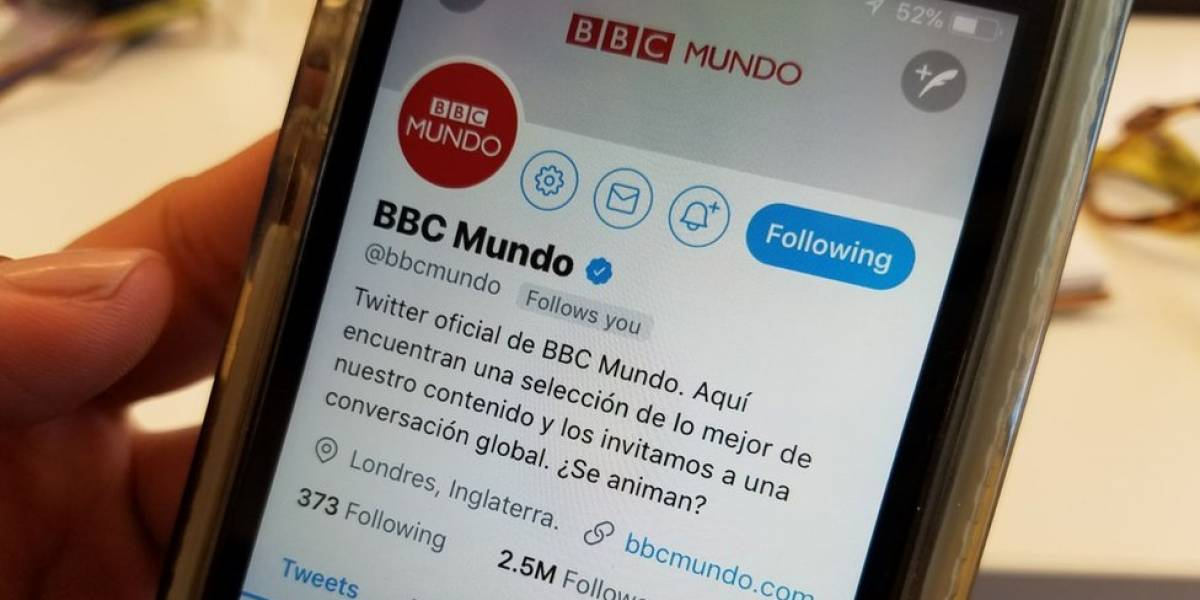 ¿Por qué Twitter suspendió verificación de sus cuentas?
