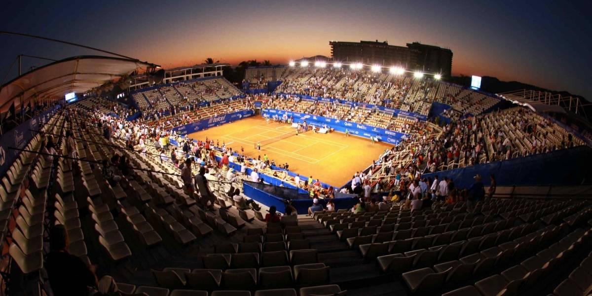 Eligen al Abierto Mexicano de Tenis como el mejor del 2017