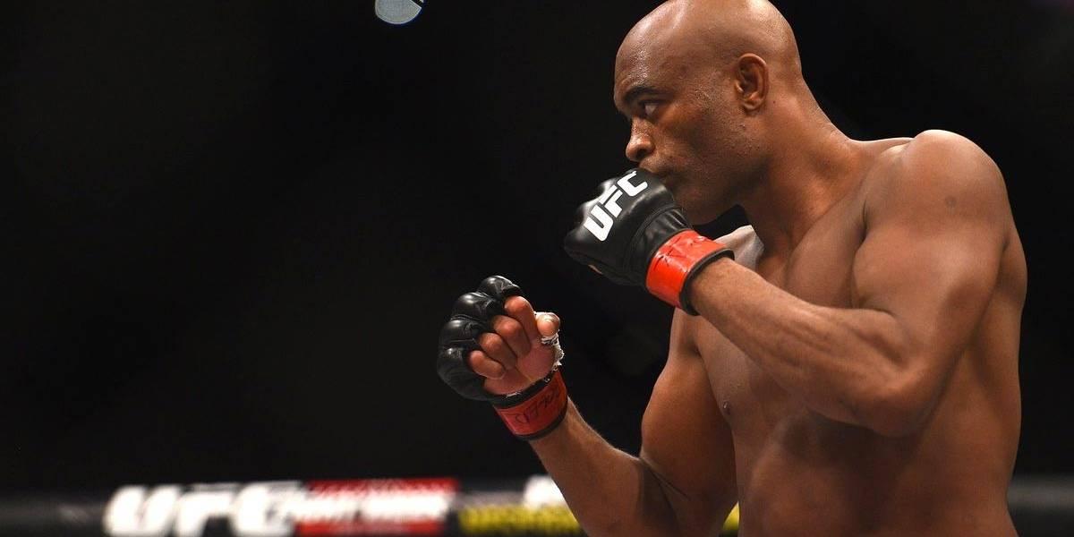 Anderson Silva cai em potencial doping, é suspenso e está fora do UFC Xangai