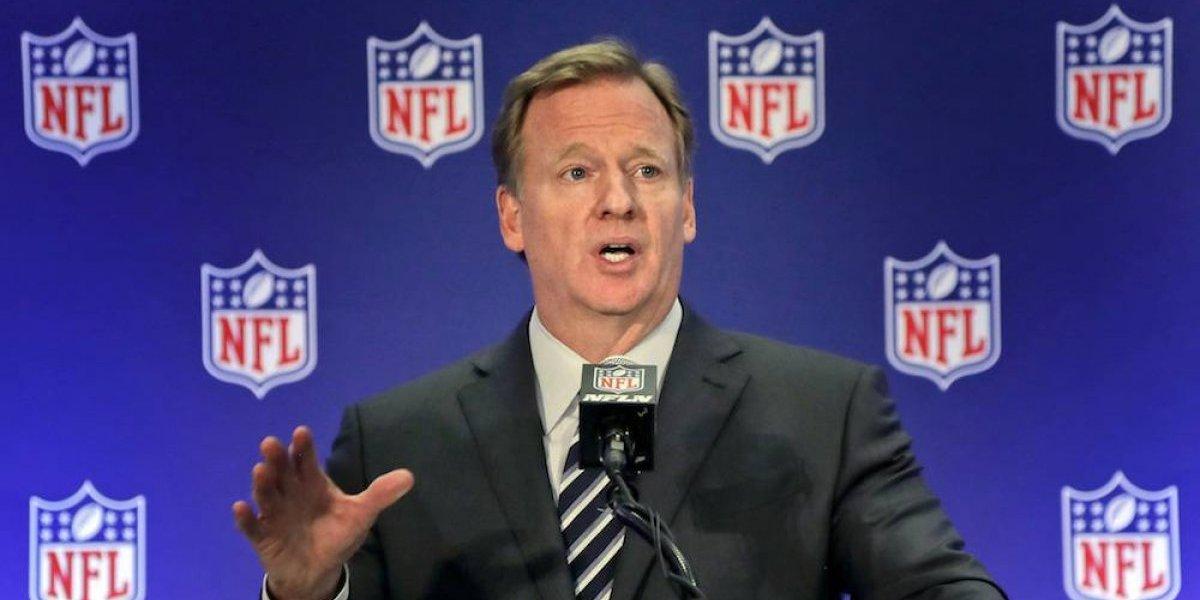 NFL desea extender contrato de Roger Goodell
