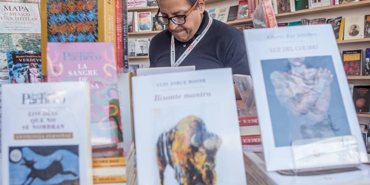 Los 10 libros más vendidos de la semana en México