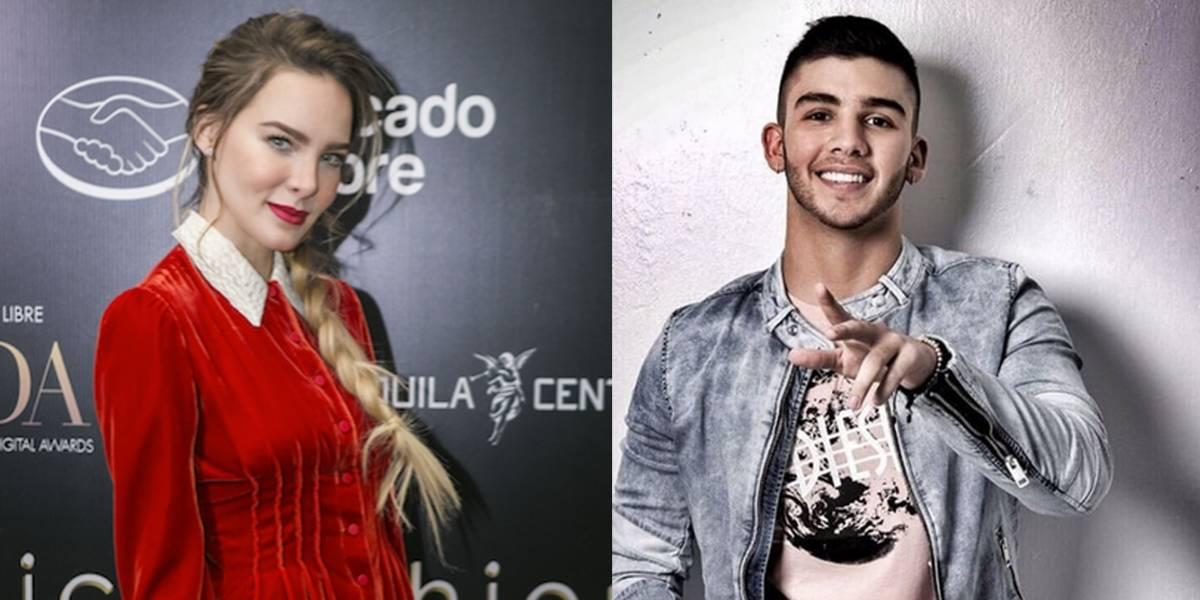 """¿Belinda podría ser la nueva """"lady"""" de Manuel Turizo?"""