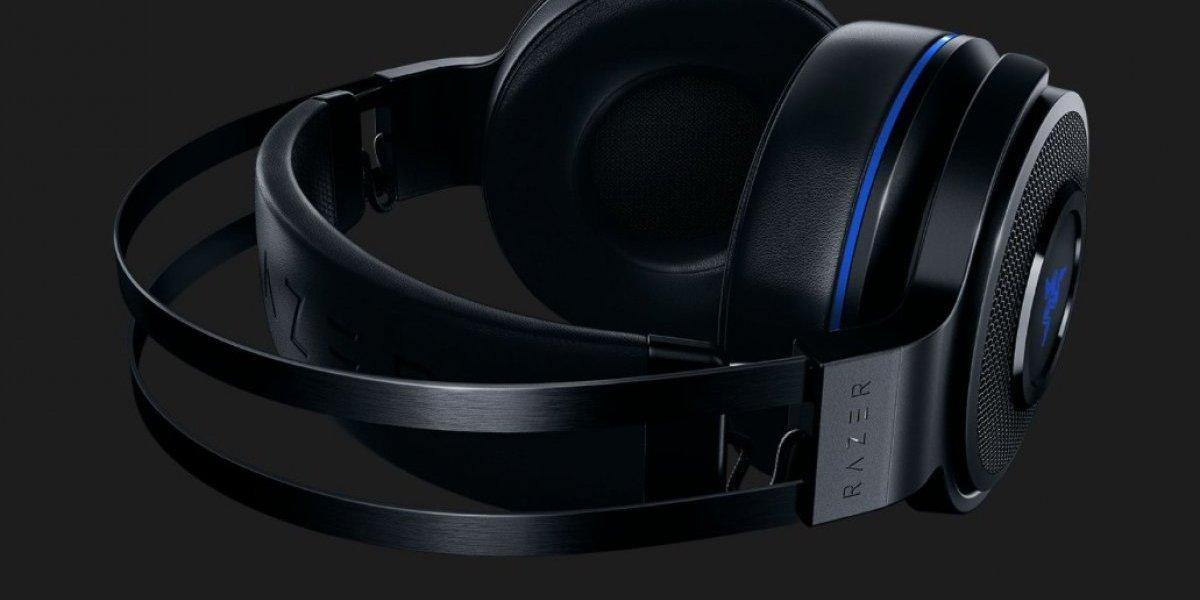 Thresher: Probamos los audífonos inalámbricos para gamers de Razer