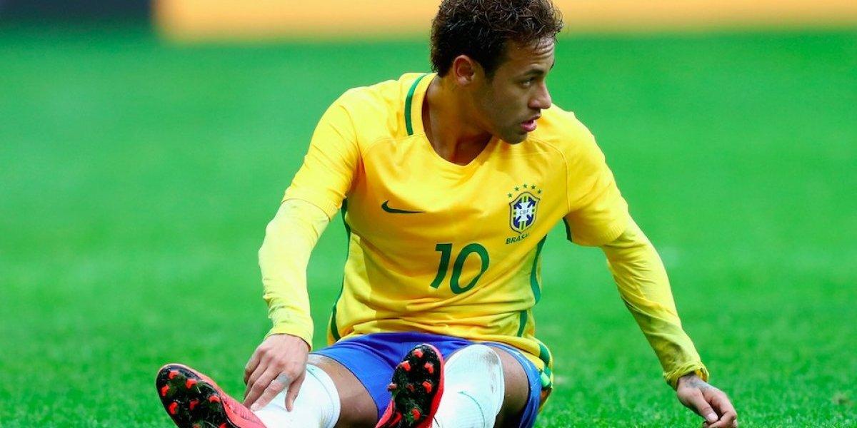 'Salí feliz del Barcelona y continúo así con el PSG': Neymar