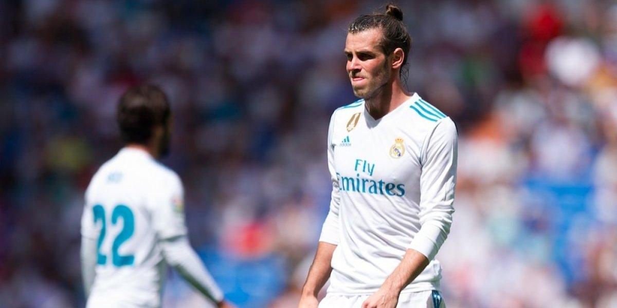 Gareth Bale vuelve a sufrir lesión y será baja por un mes