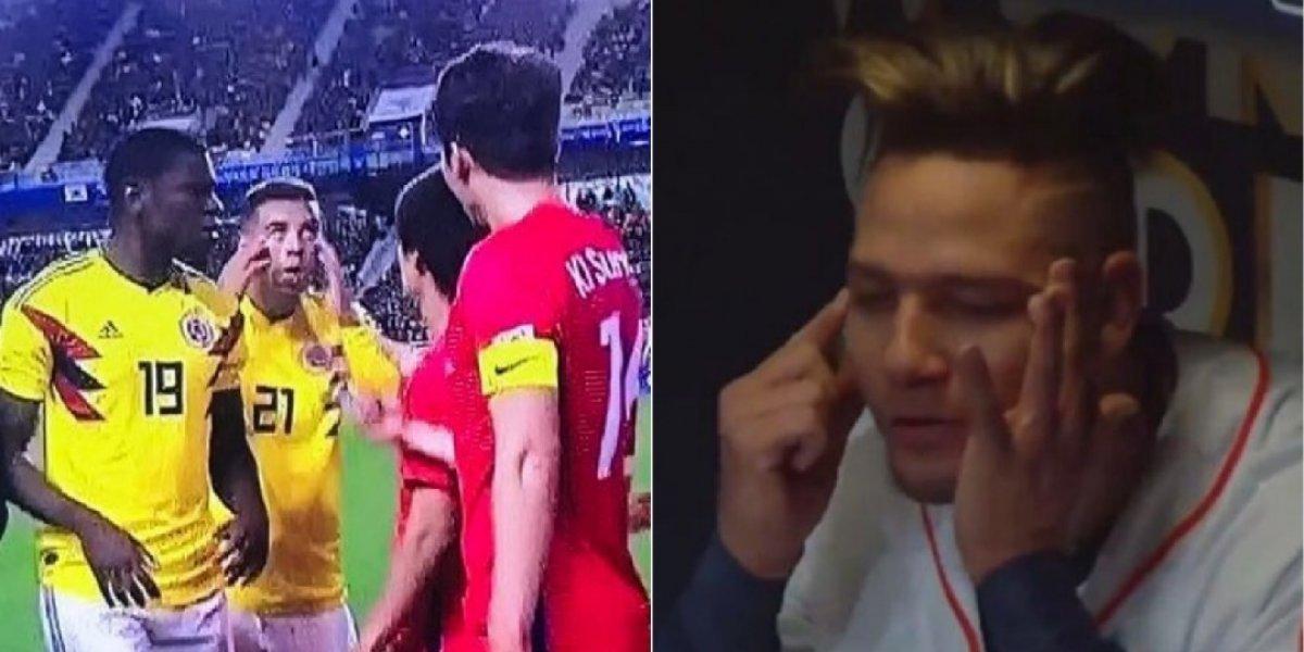 ¿Edwin Cardona se pierde el Mundial? Así castiga el deporte al racismo