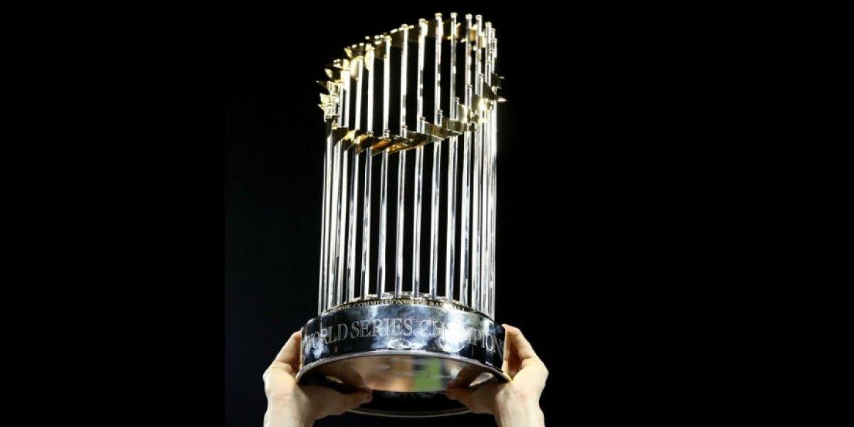 Trofeo de Los Astros de Houston se daña al caerse de mesa