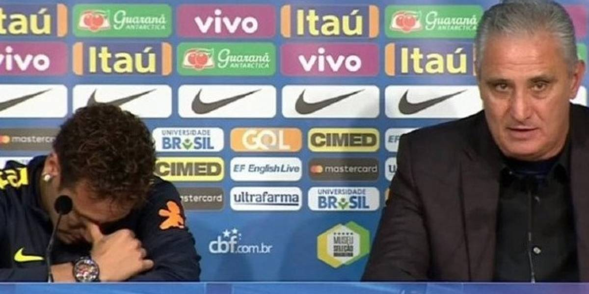 """Neymar se puso a llorar tras el triunfo de Brasil: """"Dejen de inventar historias sobre mí"""""""
