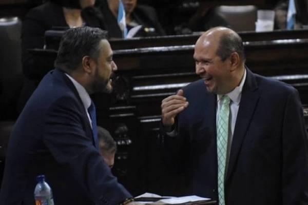 Orlando Blanco, asumió como secretario general durante el tiempo que Sandra Torres fue candidata presidencial