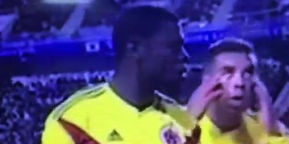 La Fifa investiga a Edwin Cardona por gesto racista contra Corea