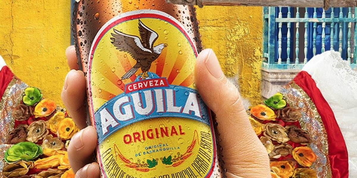 Bavaria anunció que bajaron el precio de la cerveza Águila a partir de hoy
