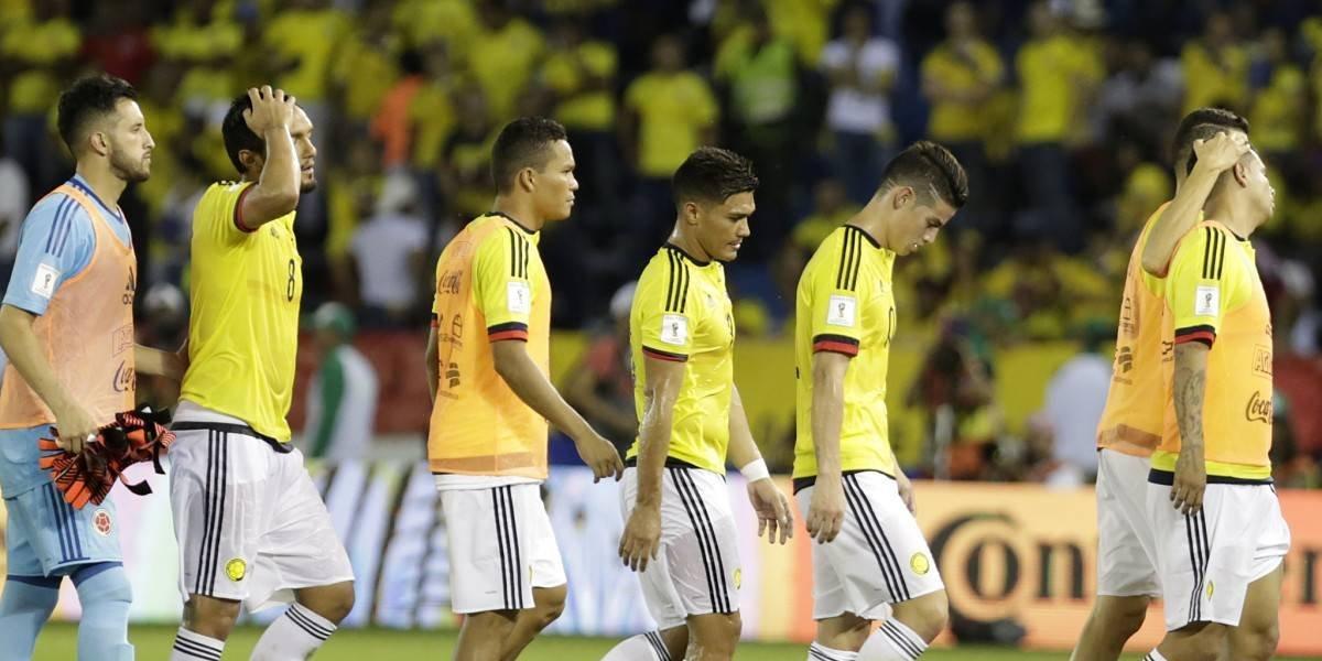 Colombia mantiene su posición en la clasificación de la Fifa