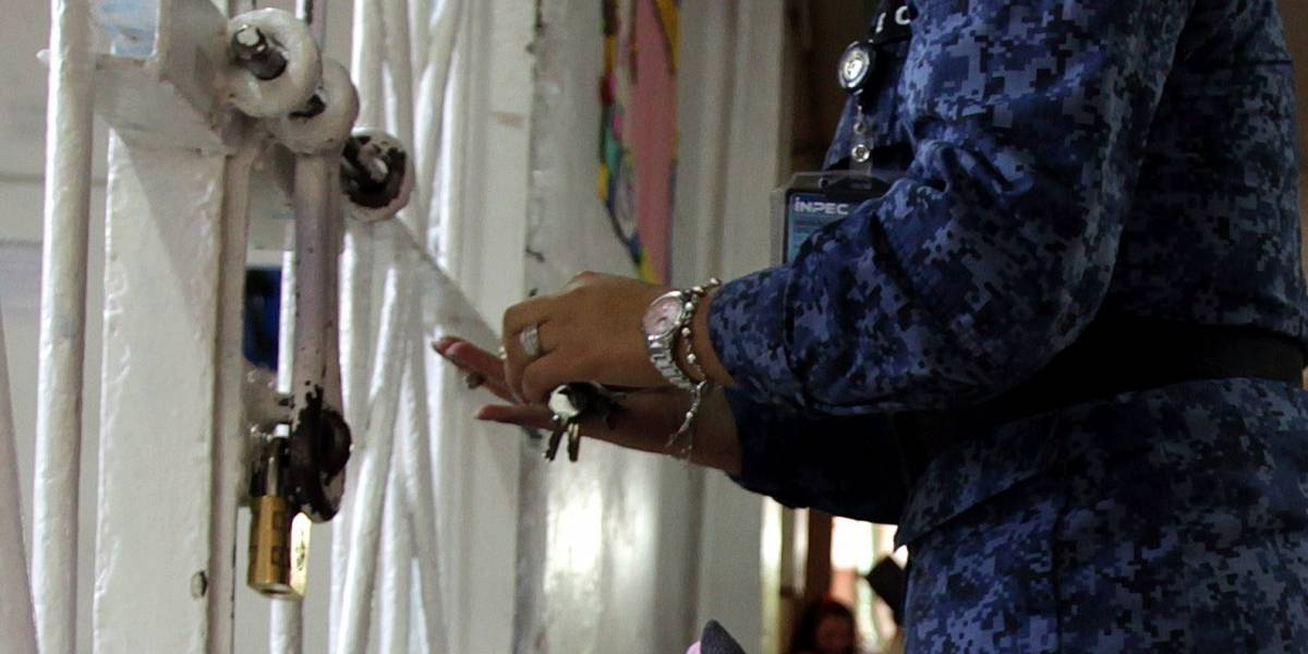 Riña en la cárcel La Picota dejó más de 30 heridos entre reclusos y guardias del Inpec