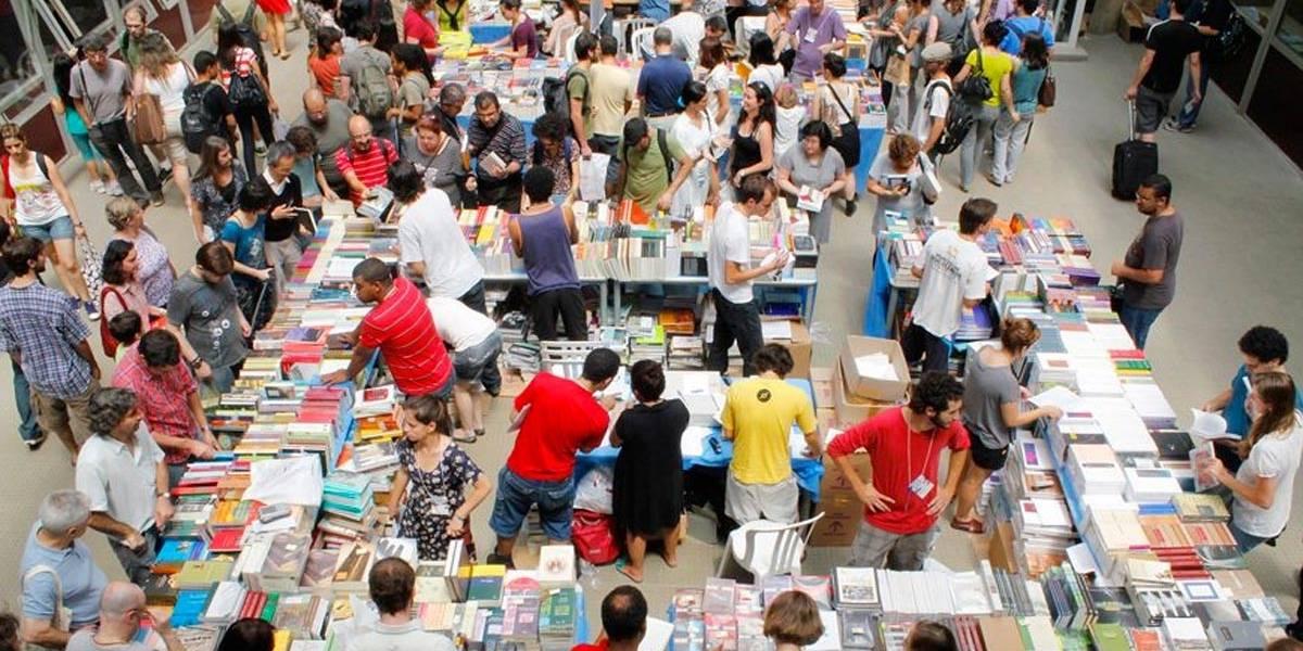Feira Miolo(s) reúne mais de 150 editoras independentes em São Paulo