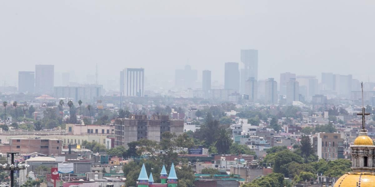 ¿Qué hacer cuando la calidad del aire es mala en el Valle de México?