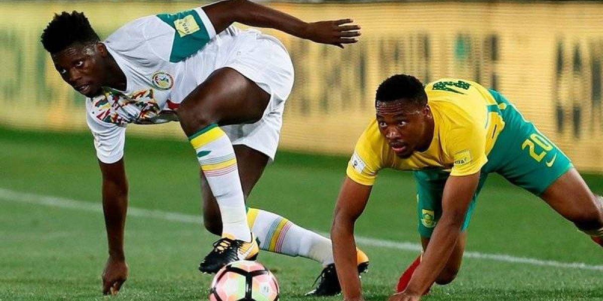 Senegal consigue su boleto a Rusia 2018 en partido repetido por amaños
