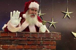 Navidad en Oakland Mall