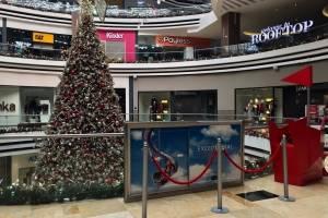 Oakland Mall espíritu de la Navidad