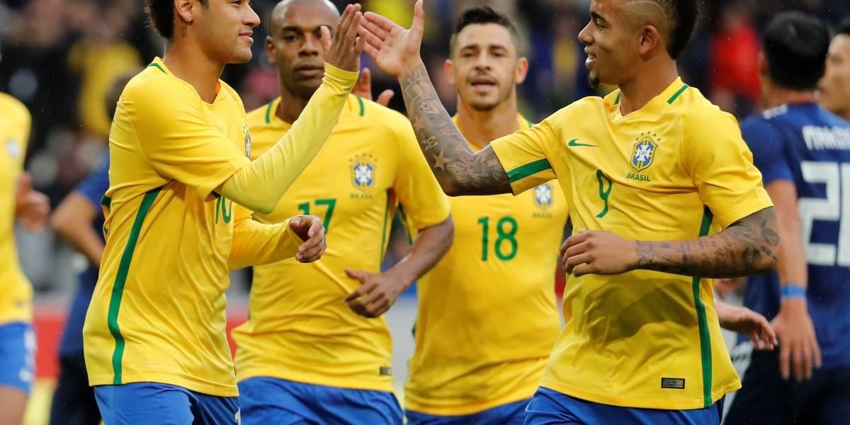 Seleção Brasileira se mantém em segundo lugar no ranking da Fifa