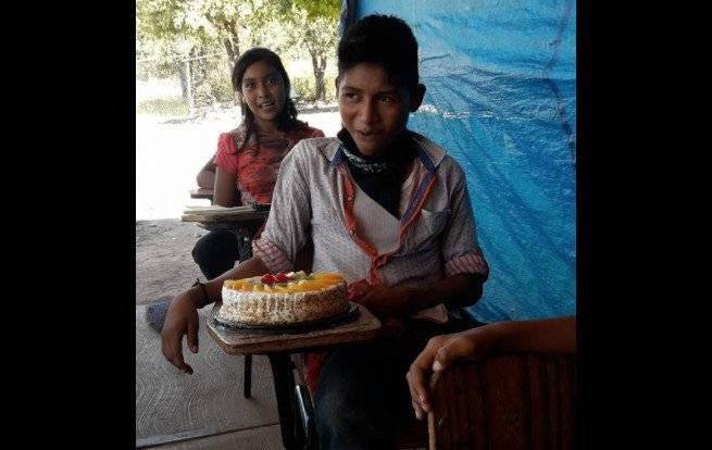 niño torta