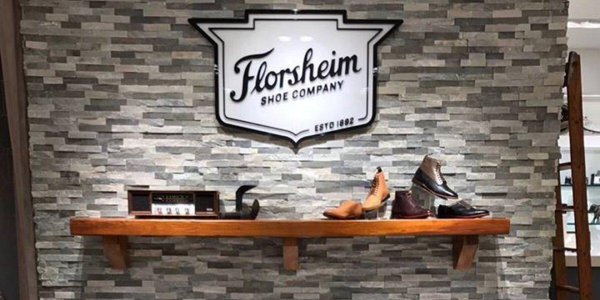 Florsheim presenta colección legendaria