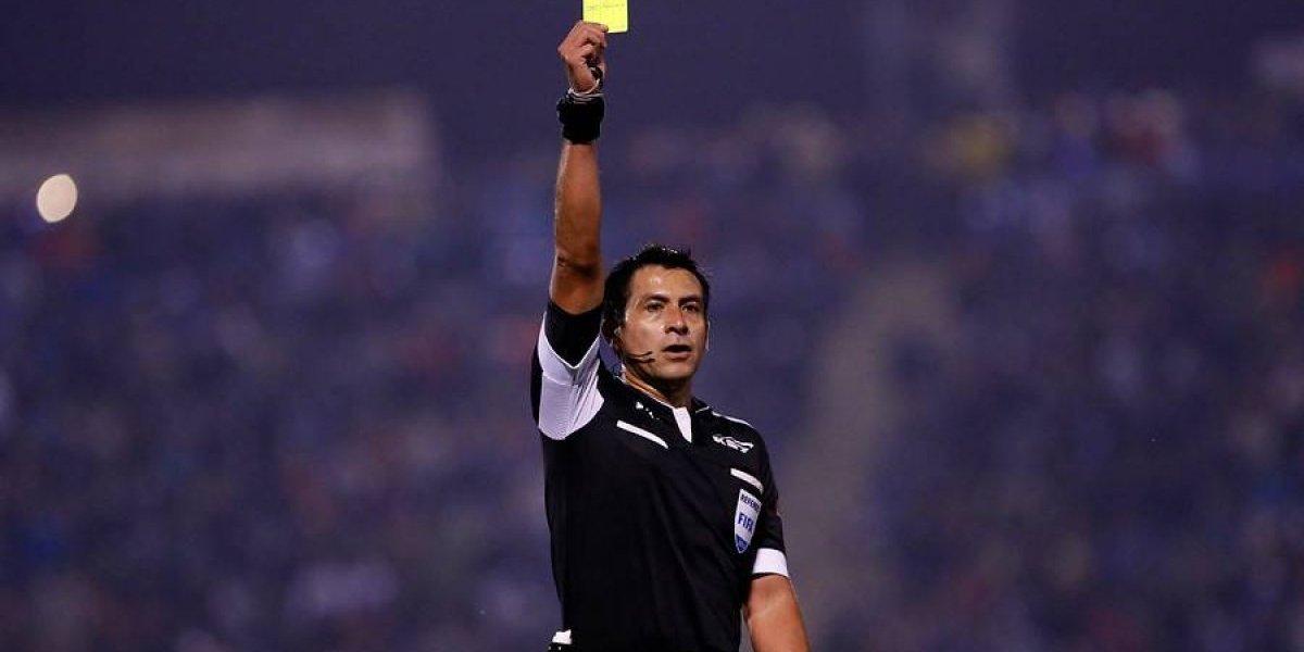 La final de la Copa Libertadores 2017 tendrá árbitros chilenos