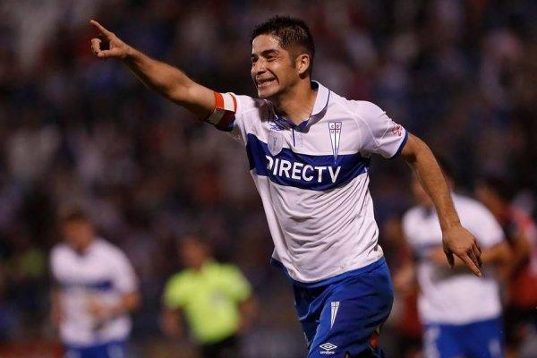Cristián Álvarez cumplirá 38 años en enero próximo / Foto: Photosport