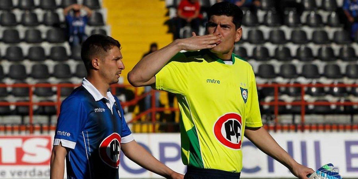 ¿Llegará a un grande? Carlos Lampe prepara su adiós de Huachipato
