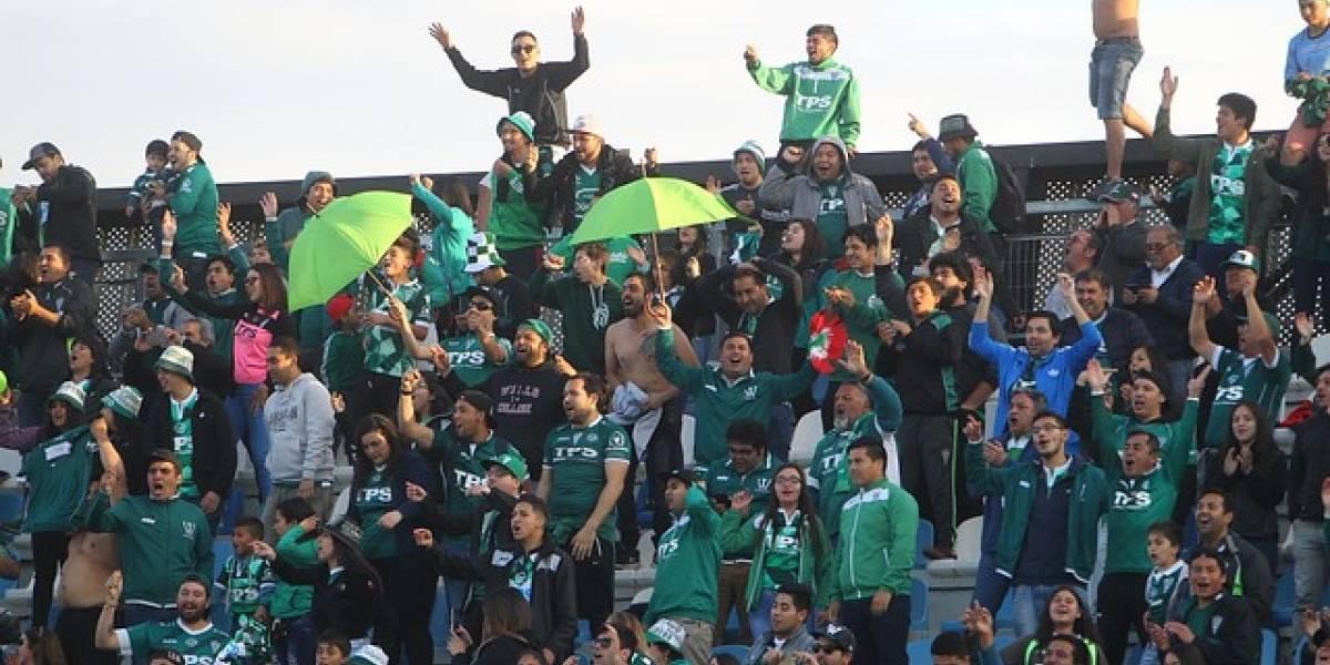 Copa Chile: Hinchas wanderinos hacen banderazos en Toronto, Montreal y Miami