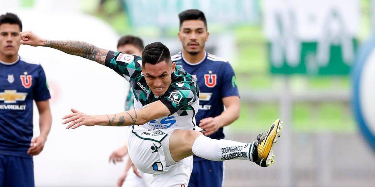 Córdova ratifica su fórmula en Wanderers para enfrentar a la U