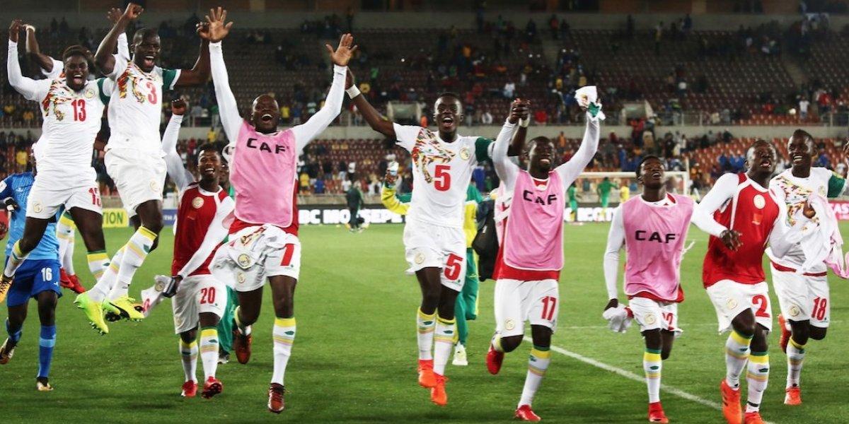Senegal sella su boleto para el Mundial de Rusia 2018