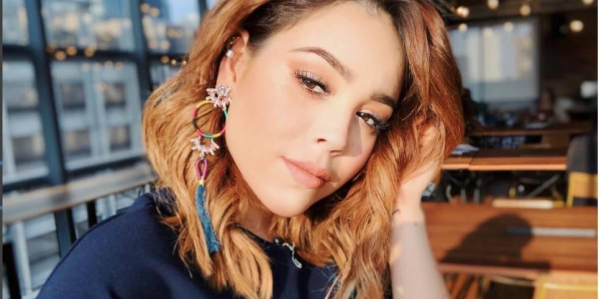 Danna Paola será el primer amor de José José en serie