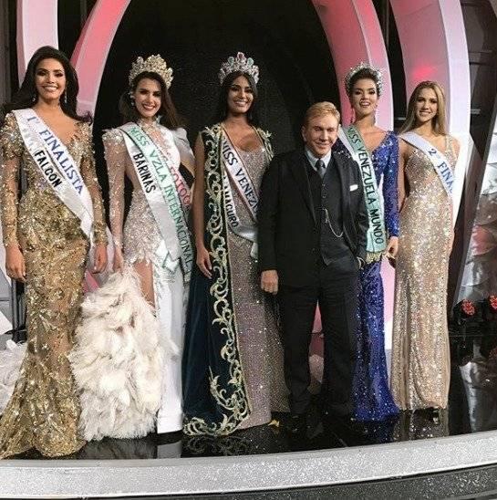 Sthefany Gutiérrez representará a su país en Miss Universo 2018. Fotos vía Instagram