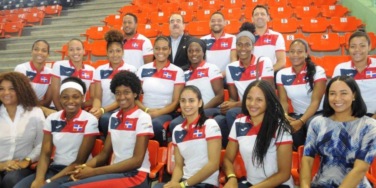 Selección Nacional de Voleibol RD debutará ante Venezuela este domingo en los Juegos Bolivarianos