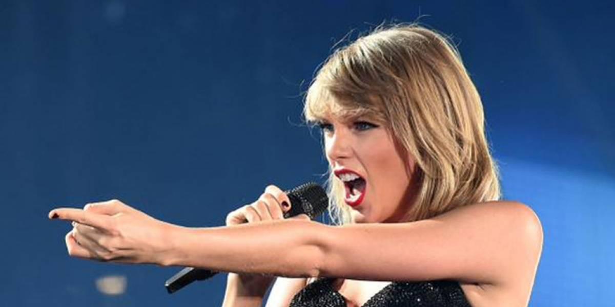 Taylor Swift acusada de ser Nazi