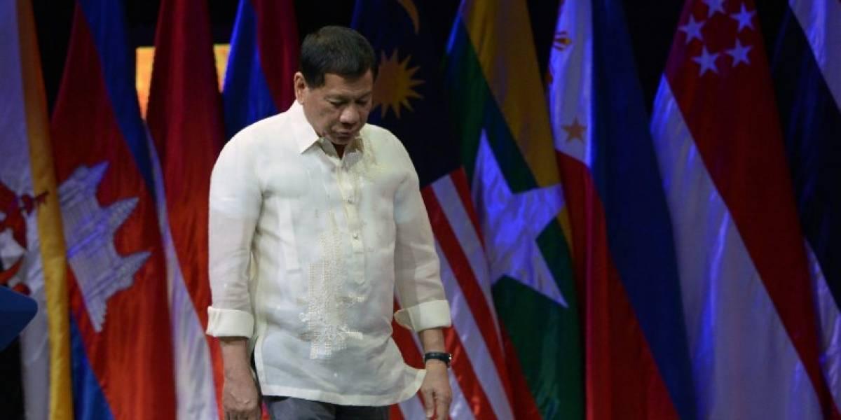 "Amnistía internacional insta a Trump a denunciar polémica ""guerra contra las drogas"" de presidente filipino"