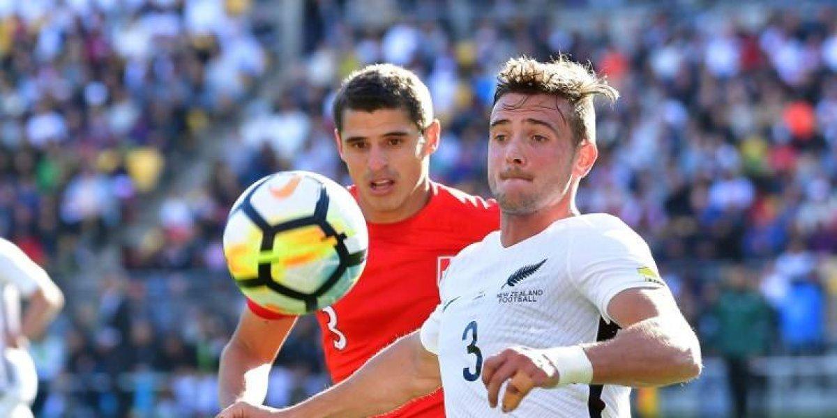 Perú se enreda en juego de Nueva Zelanda y no logra hacerle daño
