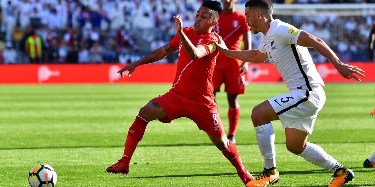 Todo se definirá en Lima: Perú rescató un empate ante Nueva Zelanda por un cupo en Rusia 2018