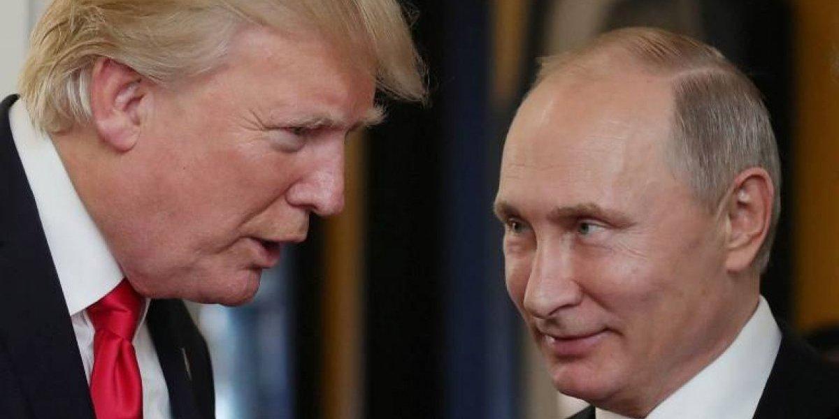 """Putin elogia a Trump: """"Es un hombre educado y de trato agradable"""""""