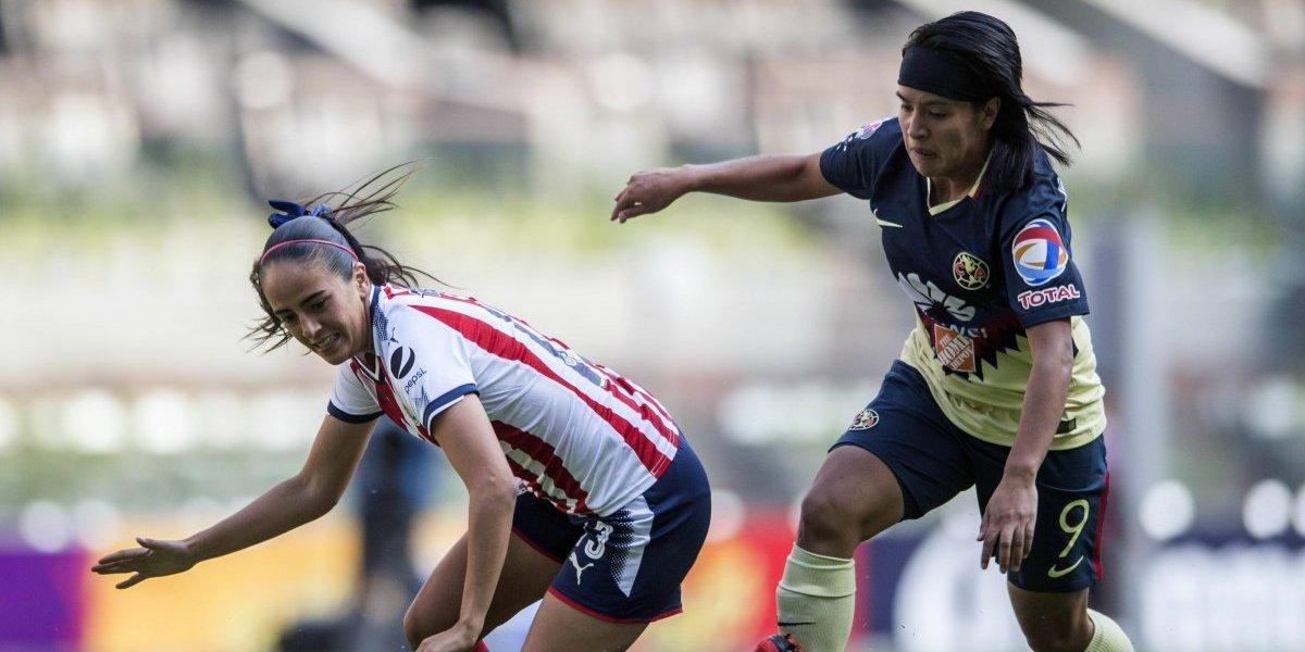 Chivas avanza a la Final Femenil, tras eliminar al América 6-4