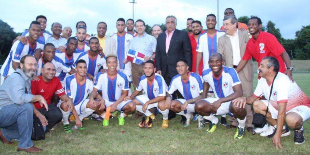 Por la mínima diferencia, República Dominicana doblegó a Nicaragua