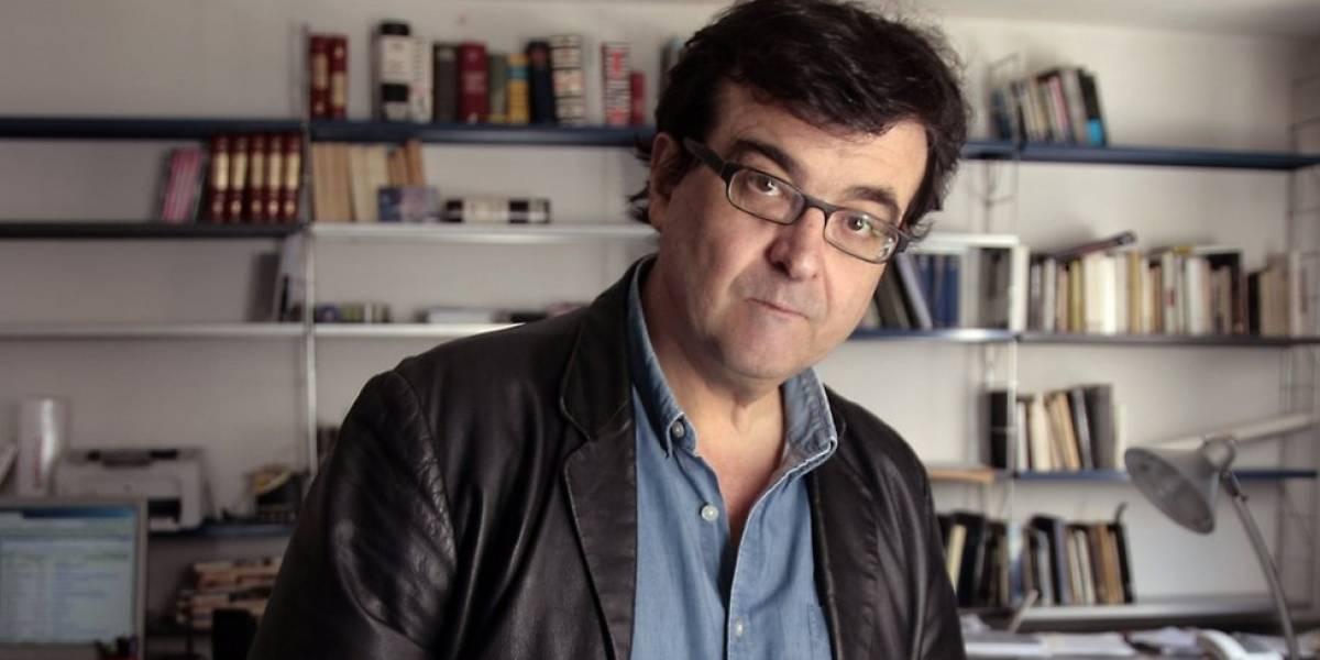 """Javier Cercas: """"Detesto el sentido político de la palabra 'patria'. Ha sido atrozmente usada para cosas sucias y para cometer barbaridades"""""""