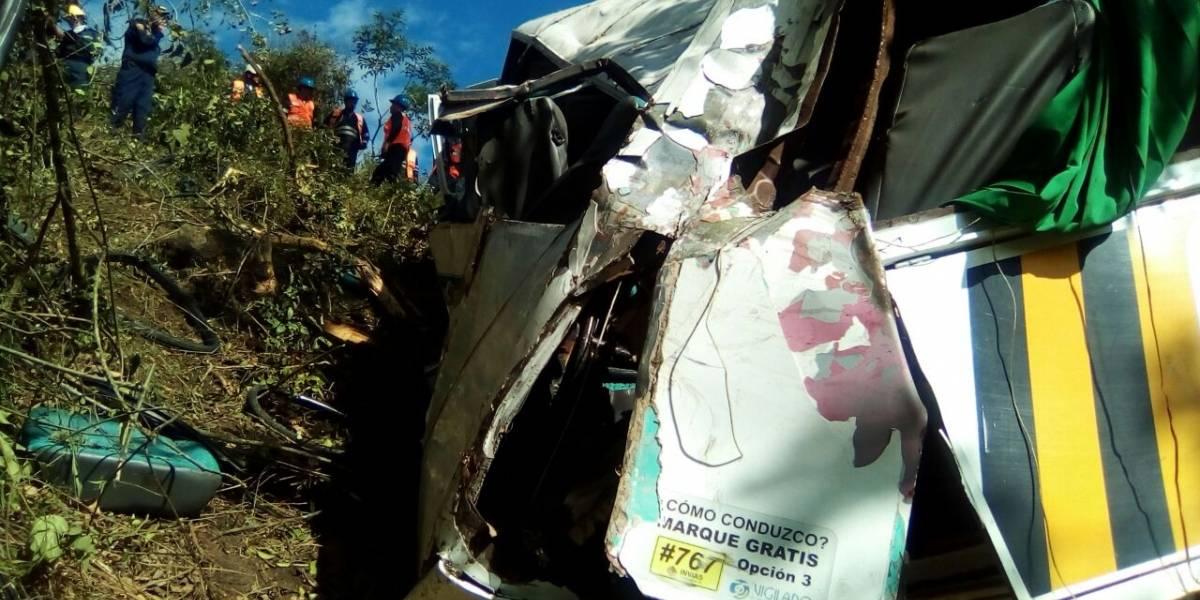 ¡Atención! Grave accidente de tránsito en la vía Bogotá - Villavicencio deja varios muertos