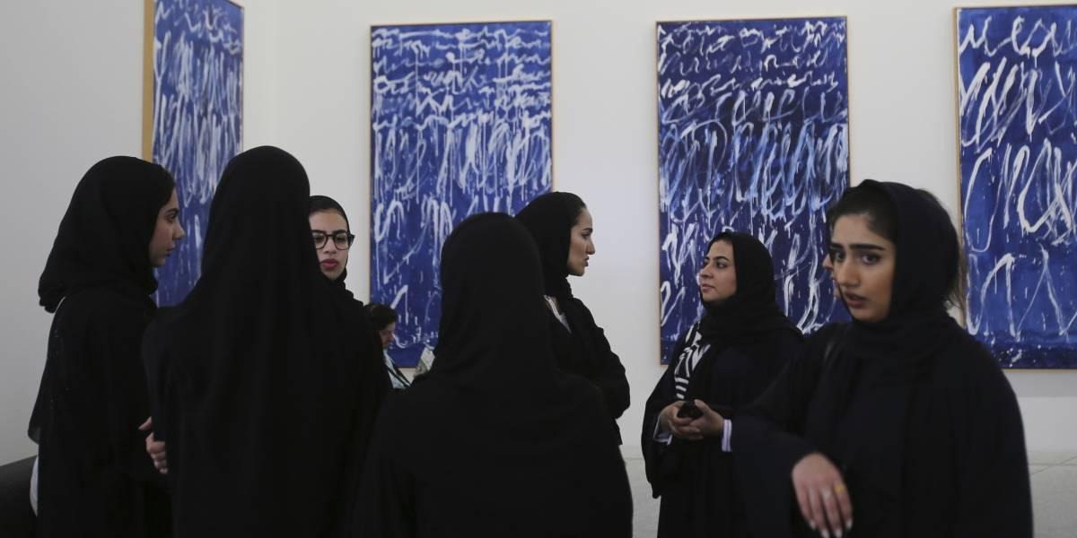 Con 600 obras de arte, abre al público el nuevo museo Louvre en Abu Dabi